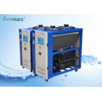 Buy cheap High Cop Horizontal Type Air To Water Chiller Factories Electric Water Chiller from wholesalers