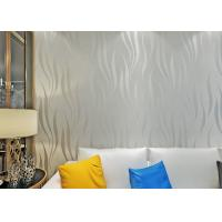 Nonwoven foam modern self adhesive wallpaper 3d peel and for 3d peel and stick wallpaper
