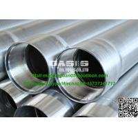 Buy cheap China Supplier Tp316 Stainless Steel Casing Pipe Used Oil Well Casing Pipe from wholesalers