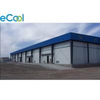 2000 Square Meter Frozen Food Storage Warehouses Low Temperature For Frozen Food Storage
