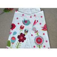 Buy cheap Reactive Printed Kids Hooded Beach Towels 100% Cotton OEM Accepted from wholesalers