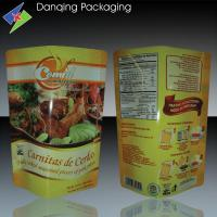 Buy cheap PET / NY / RCPP Retort Pouch Packaging Doypack , Laminated Food Packaging Bags from wholesalers