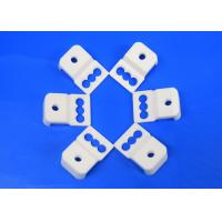 Buy cheap High Precision Stepped Zirconia Ceramic Components / Plate With Holes from wholesalers