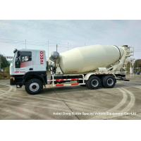 Buy cheap IVECO Mobile Ready Mix Concrete Mixing Transport Trucks 6x4 Euro 5 from wholesalers