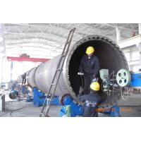 Buy cheap Industrial Insulated AAC Pressure Vessel Autoclave,Automatic Door Operator from wholesalers