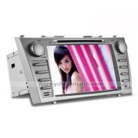 Buy cheap Toyota Camry Autoradio DVD GPS with Digital TV Bluetooth USB from wholesalers