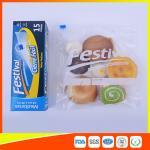Buy cheap Transparent Ziplock Plastic Food Storage Bags Resealable , Zip Seal Food Bags from wholesalers