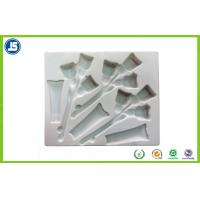 Buy cheap Transparent Plastic Cosmetic Trays biodegradable with Vacuum formed from wholesalers