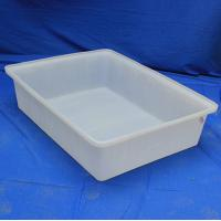 Buy cheap Square Plastic tub molded -50L from wholesalers