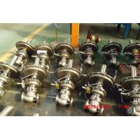 Buy cheap Stainless Steel Single Seat  Automatic Control Valve for BW / SW / Flange Connection product