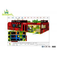 Buy cheap Large Scale Kids Play Center , Safe Soft Childrens Indoor Playhouse product