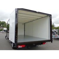 Buy cheap XPS Insulated Sandwich Panel Dry Freight Truck Bodies with Aluminum / GRE profiles from wholesalers