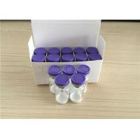 Buy cheap 98% HGh Fragment 176 191 Peptide Fat Loss Peptides 2mg per vial from wholesalers