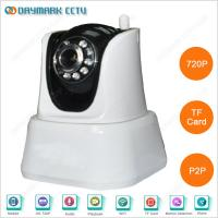 Buy cheap Motion Detection Alarm PnP 720p Wireless IP Security Camera from wholesalers