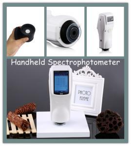 Buy cheap Textile velcro color spectrophotometer with 8mm diameter measurement aperture product