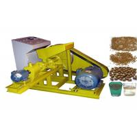 Buy cheap Small fish farm floating fish feed pellet mill machine, fish pellet making machine from wholesalers