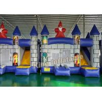 Buy cheap 1 Year Warranty Digital Printing Small Inflated Jumping Castle For Outdoor / Indoor from wholesalers