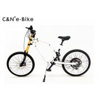 Buy cheap 1500w 48v Stealth Bomber Electric Bicycle with 2017 New TFT Display from wholesalers