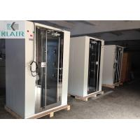 Buy cheap Microprocessor Controller Cleanroom Air Shower With One Piece Glass Door from wholesalers