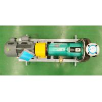 Buy cheap Strong Acid Chemical Circulation Pump With PTFE Lining Inside Explosion Proof from wholesalers