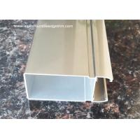 Buy cheap 6m Normal length Aluminium Extrusion Profiles For Washroom Door from wholesalers