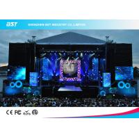 Buy cheap Waterproof P6.25 SMD 3535 Rental LED Display , Outdoor Advertising LED Display Signs from wholesalers