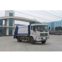 Buy cheap XZL5150ZYS3Dongfeng Tianjing compressed garbage truck from wholesalers