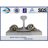 Customized E Elastic Rail Clips HDG Steel 60Si2MnA as Track Part