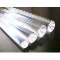 Buy cheap Clear/ transparent/opaque quartz glass rod from wholesalers