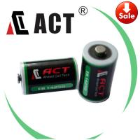 China ACT 3.6v Lithium Battery 1/2aa Er14250 on sale