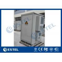 Weatherproof Outdoor Communication Cabinets Single / Double Wall DDTE081