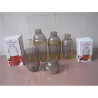 Buy cheap Shaker,cocktail shaker,bubble tea shaker,shaking cup from wholesalers