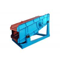 Buy cheap Double Deck Circular Vibrating Sieve , Vibro Sand Screening Machine Cost Effective from wholesalers