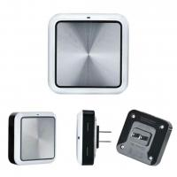 Multifunctional Dual AC USB Charger Easy Convenient Carry With LED Night Light
