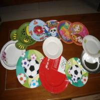 Buy cheap Paper plates, paper cups, coated paper, white cardboard from wholesalers