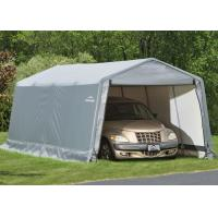 Buy cheap Fashionable Outdoor Car Shelter / Vehicle Storage Tents For Parking Silver Color product