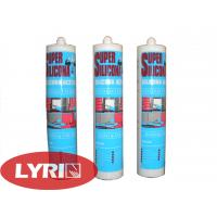 Buy cheap Excellent Adhesion Acrylic Sealant Adhesive / Silicone Adhesive Sealant from wholesalers