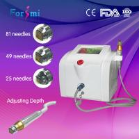 Buy cheap Portable Microneedle Fractional RF Machine for  Wrinkles Removal from wholesalers