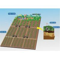 Buy cheap Wireless Smart Irrigation Controller Latching Valve 5km Pump Wireless Control Solar Supply from wholesalers