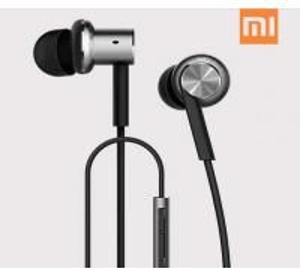 China Original Xiaomi Hybrid Dual Drivers Earphones Mi In-Ear Headphones Pro on sale
