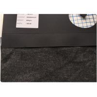 Buy cheap 26 W Grey Stretch Wool Fabric 9% Nylon  57 Polyester 650 G Per Meter For Socks / Hats from wholesalers