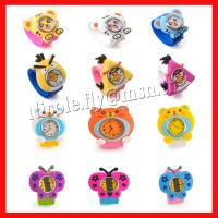 Buy cheap Fashion  silicone kids slap watch for christmas from wholesalers