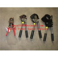 Buy cheap Cable cutter with ratchet system,Cable scissors product