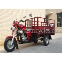 Buy cheap Three Wheels Cargo Motor Tricycle product