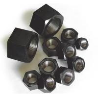 Buy cheap Heavy hex nuts ASTM A194-2H from wholesalers