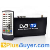 Buy cheap 1080P HD Car DVB-T2 Digital TV Receiver (H.264, HDMI, Remote Control) from wholesalers