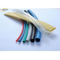 Buy cheap 600V Double Wall Heat Shrink Tubing , Colorful Automotive Heat Shrink Tubing from wholesalers