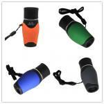 Buy cheap Kids / Adult Lightweight Travel Binoculars BK7 Prism 18mm Objective Diameter from wholesalers