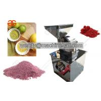 Buy cheap Industrial universal dry food vegetable fruit coffee soya cocoa bean grinding machine from wholesalers