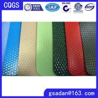 Buy cheap 1100 3003 color coated embossed aluminum sheets from wholesalers